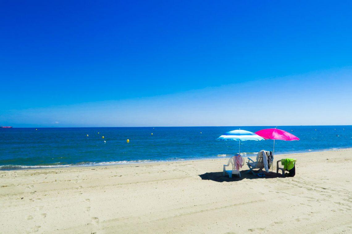 gadżety na plażę