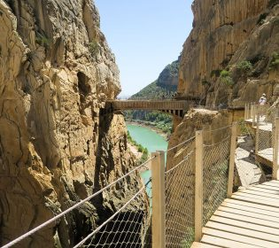 Caminito del Rey – niesamowita atrakcja Andaluzji