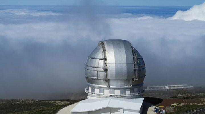 La Palma to jedno z najważniejszych i najlepszych centr obserwacji gwiazd na świecie