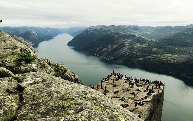 Norwegia – najciekawsze miejsca do zobaczenia cz. 1
