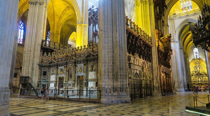 Katedra w Sewilli jest największym kościołem gotyckim na świecie
