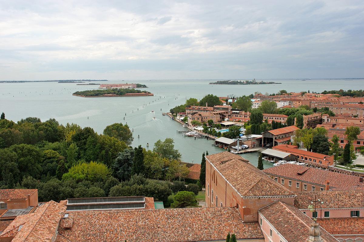 Wyspy wokół Wenecji