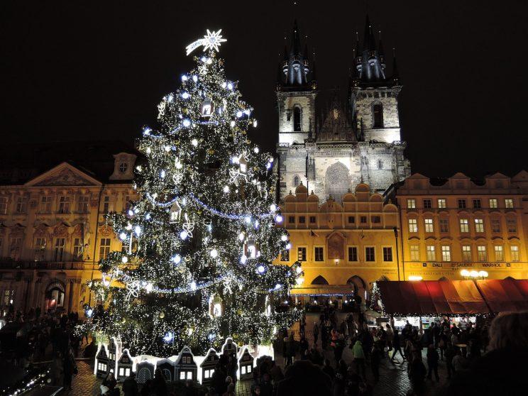Jarmarki bożonarodzeniowe w Europie