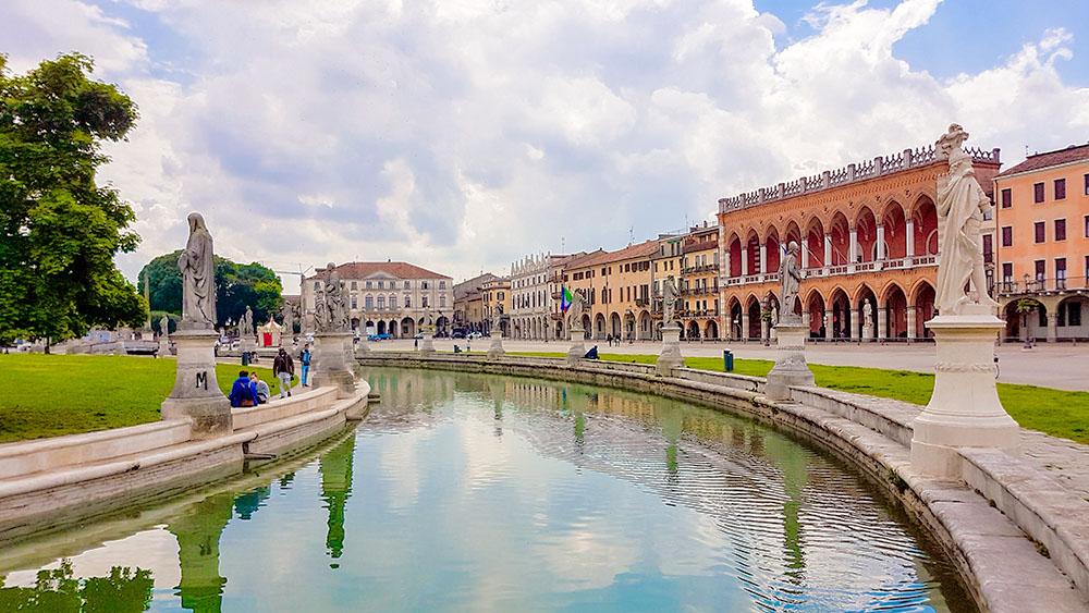 Najpiękniejsze włoskie place