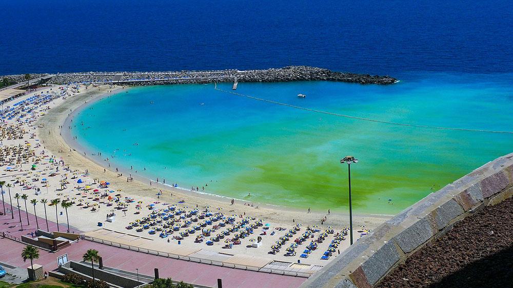 Gran Canaria Gdzie Najlepsze Plaże Mapa Opisy Zdjęcia